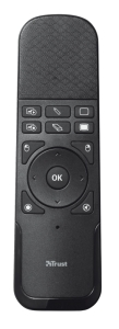 Trust Wireless Touchpad Presenter Pointer