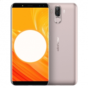 "Ulefone Power 3 6/64GB 6"" Złoty 6080 mAh"