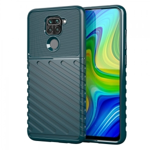 Thunder Case etui do Xiaomi Redmi Note 9 Zielone