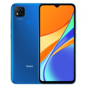 Xiaomi Redmi 9C 3/64GB EU LTE 6.53 Twilight Blue NFC