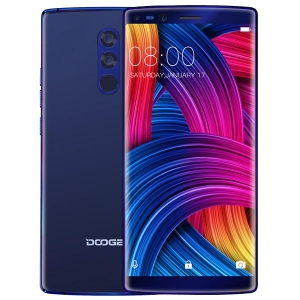 Doogee MIX 2 6/64GB 4060mAh Ocean Blue