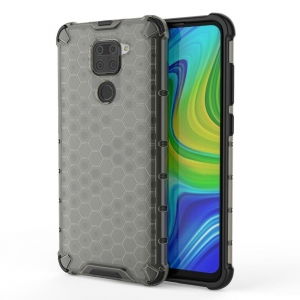 Honeycomb etui do Xiaomi Redmi Note 9 Czarne