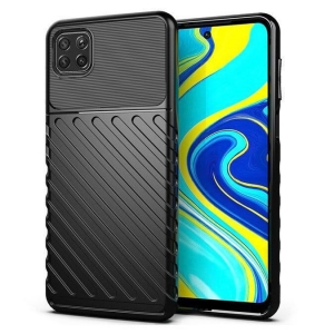 Thunder Case etui do Xiaomi Redmi 9C Czarne