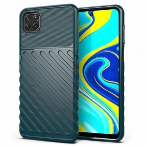Thunder Case etui do Xiaomi Redmi 9C Zielone