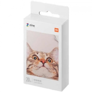 Xiaomi Mi Portable Photo Printer Paper Papier Foto