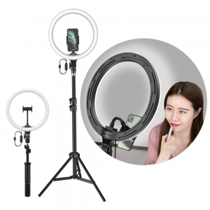 Baseus Lampa fotograficzna LED Selfie CRZB12-B01 Statyw Baseus Livestream holder-table