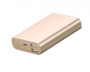 Aukey PB-AT10 Powerbank 10050mAh 5.4A QC3.0 Gold