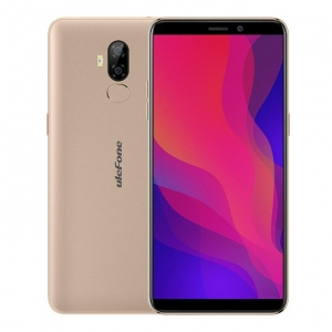Ulefone Power 3L 2/16GB 4G 6350mAh Android Złoty