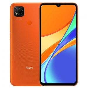 Xiaomi Redmi 9C 3/64GB EU LTE 6.53 Sunrise Orange
