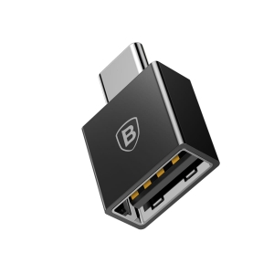 Baseus adapter Exquisite USB-C do USB-A CATJQ-B01