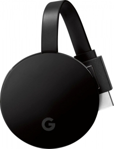 Google Chromecast Ultra 4K UHD HDR HDMI Czarny OUTLET 708.