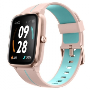 Smartwatch Ulefone Watch GPS pink&blue
