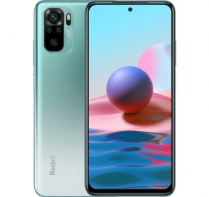 Xiaomi Redmi Note 10 4/64GB AMOLED Lake Green