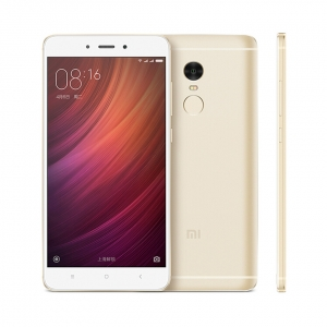 Xiaomi Redmi NOTE 4 3/64GB MTK Złoty OUTLET 306.