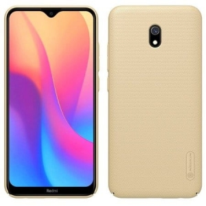 Etui Nillkin Frosted Shield Redmi 8A złote