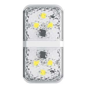 Baseus 2x lampka LED do Drzwi CRFZD-02