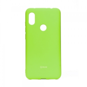 Roar Colorful Jelly Case Xiaomi Redmi Note 6 Pro Limon