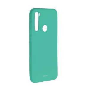 Roar Color Jelly Case Xiaomi Redmi Note 8 Miętowy