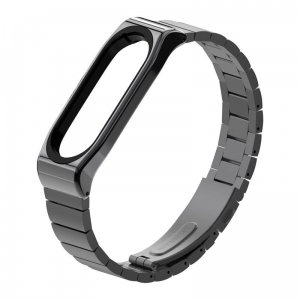 Opaska Mi Band 5 Tech-Protect Steelband Czarna