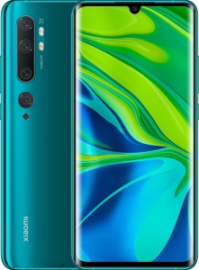 Xiaomi Mi Note 10 6/128GB Aurora Green 108MP NFC