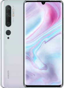 Xiaomi Mi Note 10 Pro 8/256GB Glacier White 108MP NFC