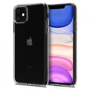 Spigen Liquid Crystal Iphone 11 Crystal Clear