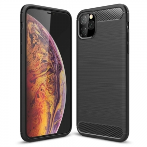 Carbon Case Etui do iPhone 11 Czarne