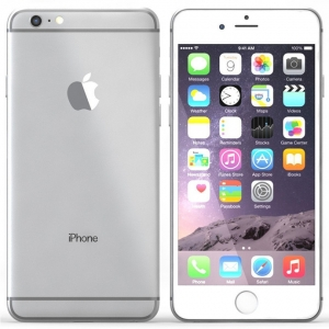 Apple iPhone 6 Plus 16GB Silver Srebrny Remade