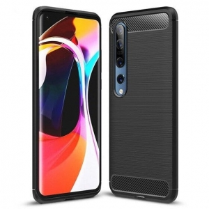 Carbon Case Etui do Xiaomi Mi 10 / 10 Pro Czarne