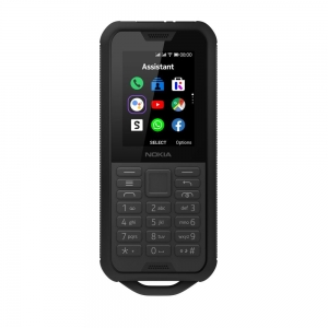Nokia Telefon Nokia 800 Tough DS czarna
