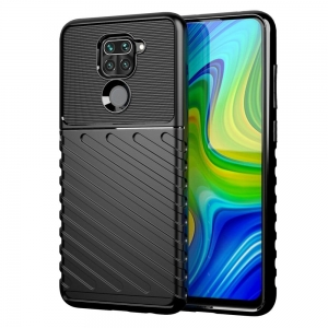 Thunder Case etui do Xiaomi Redmi Note 9 Czarne
