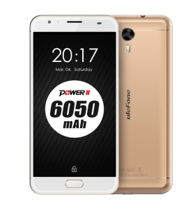 "Ulefone Power 2 Złoty 4/64GB 5.5"" LTE"