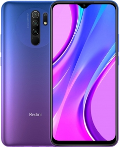 "Xiaomi Redmi 9 4/64GB Sunset Purple 6,53"" NFC"