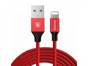 Baseus Kabel Yiven Lightning 1.8m RED CALYW-A09