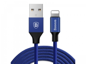 Baseus Kabel Yiven Lightning 1.8m BLUE CALYW-A13