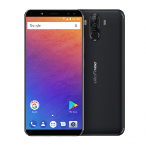 "Ulefone Power 3 6/64GB 6"" Czarny 6080 mAh"