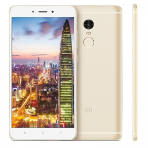 Xiaomi Redmi NOTE 4 intern 3/32GB Snapdragon Złoty